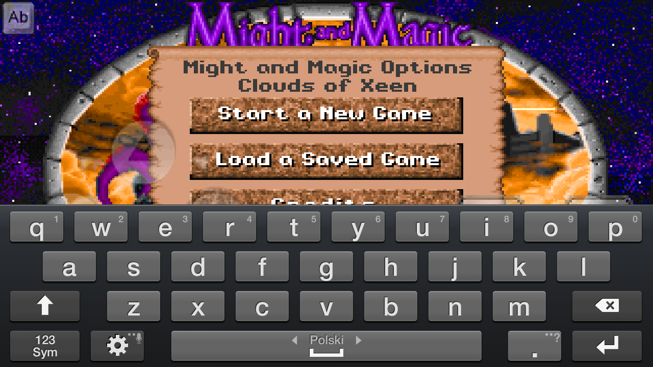 running Might & Magic on Android | rpgcodex > jest pełna