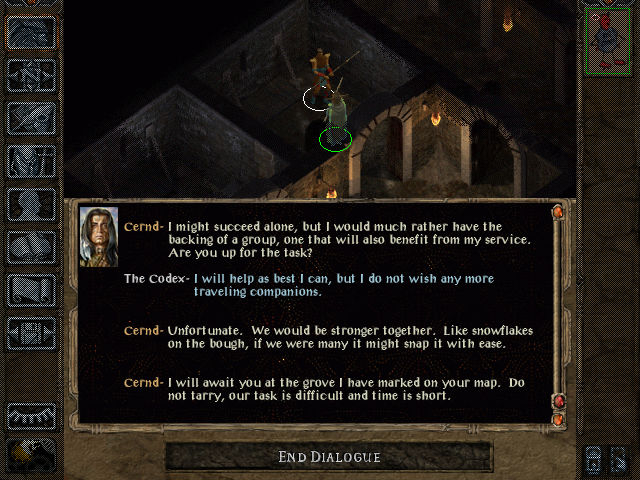 Completed - Let's solo Baldur's Gate 2 on Insane (feat  The